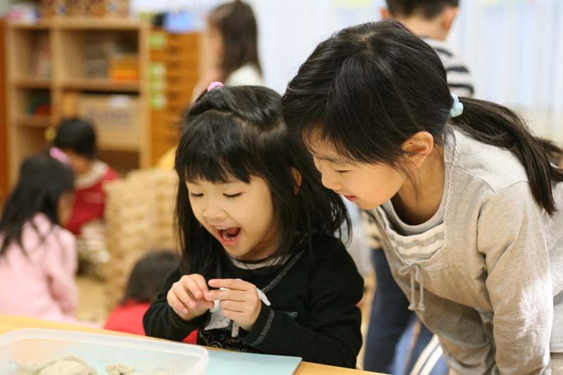 小学校就学前までのお子様の保育。
