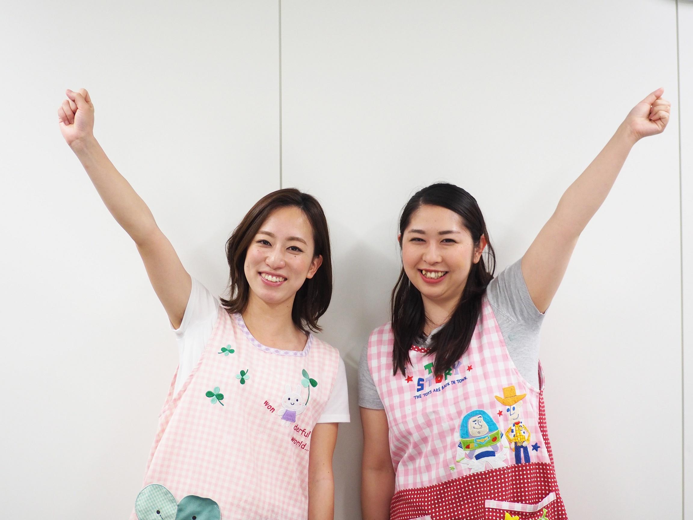 【派遣】千鳥町駅徒歩5分の認可保育園♪(サポート業務)