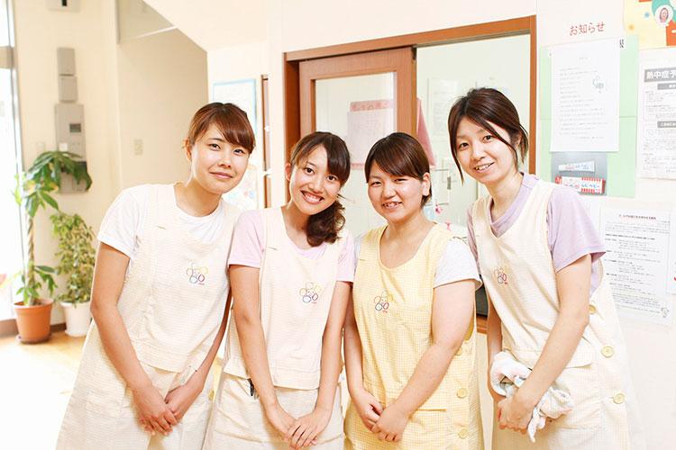【施設名:公立昭和病院の院内保育室】
