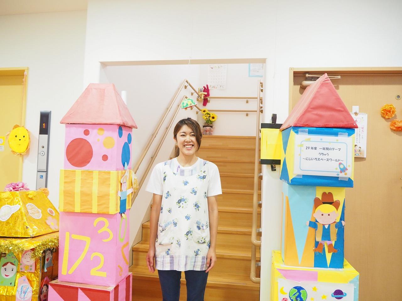 【園名:上堺保育所(正社員保育士)】シダックスグループが運営する、公設民営の保育園です。