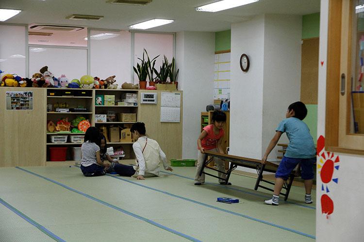 【園名:中央区立晴海児童館】