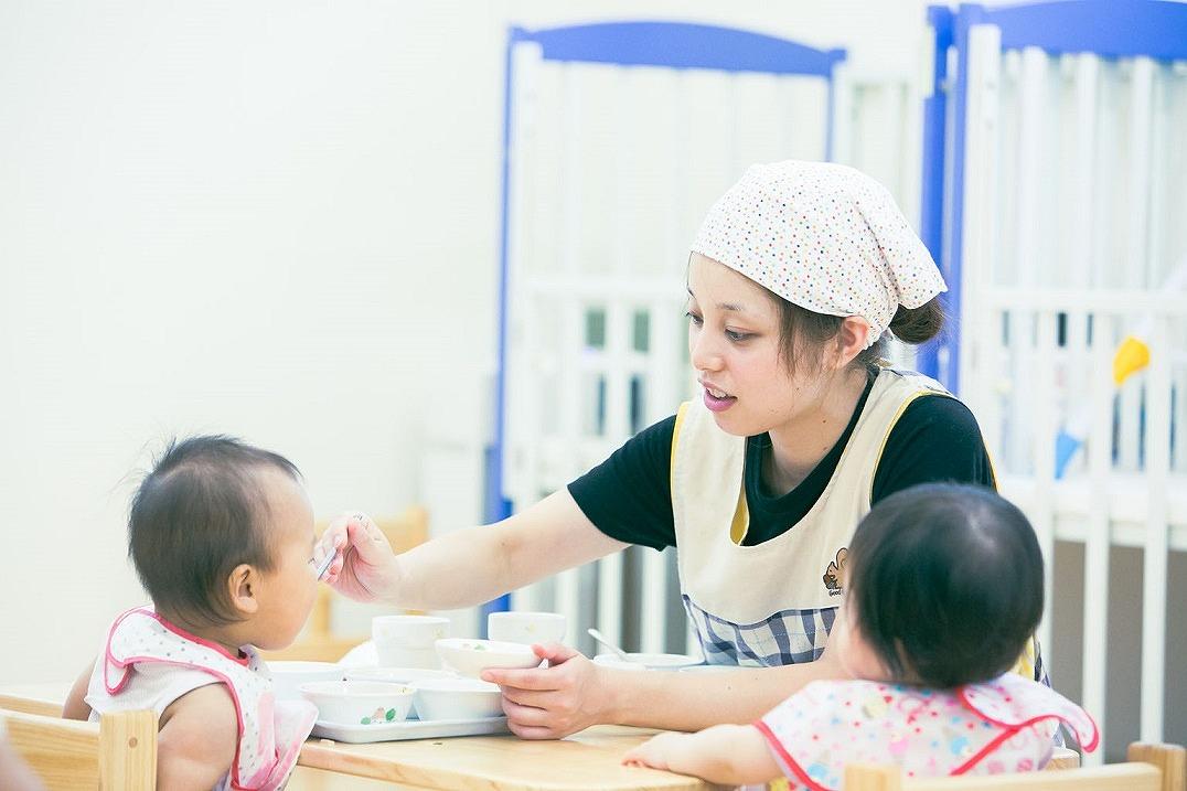 【施設名:岐阜県総合医療センター保育施設こばと(パート)】