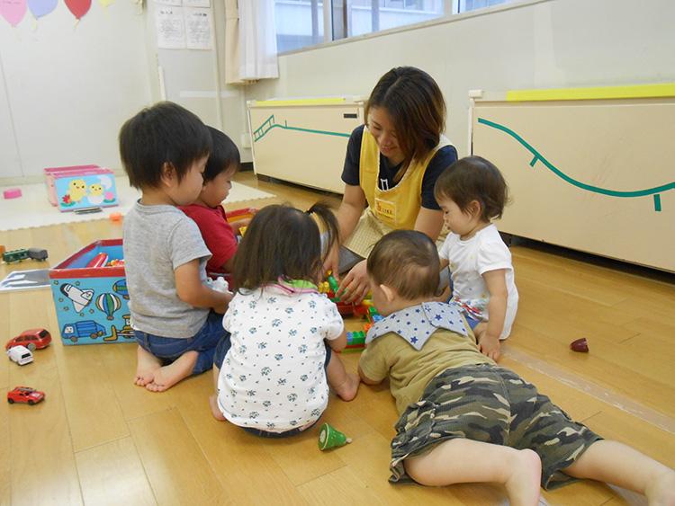 【施設名:横須賀市内の病院内保育室(2019年3月までの短期募集)】
